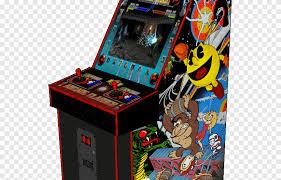 galaga ms pac man arcade game