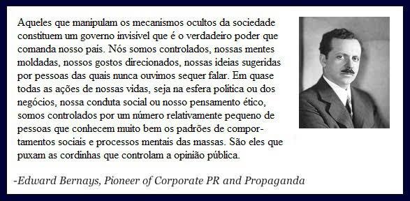 Resultado de imagem para Edward Bernays – Father of Modern Propaganda filme legendado