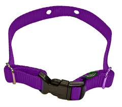 1 Wide Nylon Replacement Collar For Invisible Fence Microlite Dog Fence Receivers