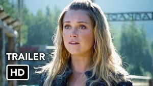 The 100 Season 4 Trailer (HD) - YouTube