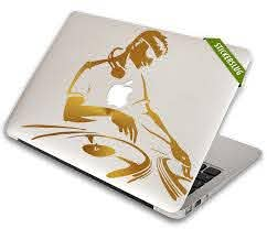 Buy Turntable Techno Dj Decal For Apple Macbook Air Pro In Cheap Price On Alibaba Com