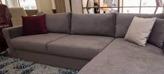 remove pen marks from a microfiber sofa
