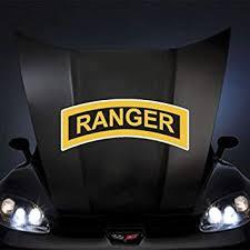 U S Army Ranger Tab Car Vinyl Window Decal Sticker Home Garden Decor Decals Stickers Vinyl Art