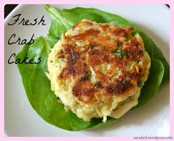 Fresh Crab Cakes • Domestic Superhero