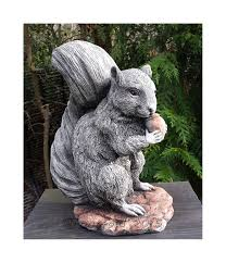 squirrel nut garden ornament garden