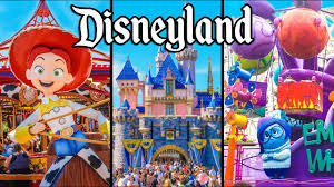 attractions at disneyland in 2019