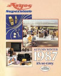 Argos Superstore 1987 Autumn Winter By Retromash Issuu