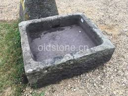 old stone trough old stone trough