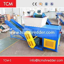 china abs plastic crusher tcm shredder