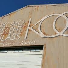 kokomo opalescent glass factory