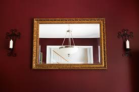 mirror frame diy painting tutorial