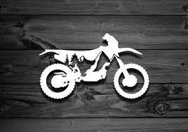 Dirt Bike Vinyl Decal Mountain Decal Dirt Bike Accessories Etsy In 2020 Dirt Bike Accessories Dirt Bike Tattoo Mountain Decal