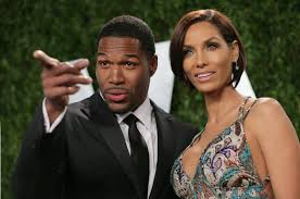 quits michael strahan and nicole murphy end five year engagement
