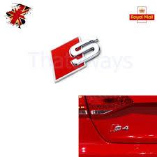 1pc 3d S3 Chrome Metal Emblem Badge Trunk Sticker Decal For Audi A3 S3 Sline Archives Midweek Com