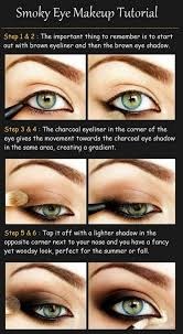 step by makeup tips for hazel eyes