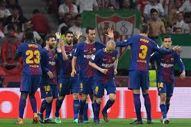 Calcio, Coppa del Re al Barcellona: Siviglia di Montella travolto 5-0 -  Cronachedi.it - Il quotidiano online di informazione indipendente