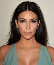 kim kardashian best blonde hair and