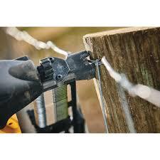 20v Max Xr 9 Ga Cordless Fencing Stapler Kit Dcfs950p2 Dewalt