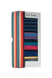 PAUL SMITH SOCKS 3PK – Sergios Menswear