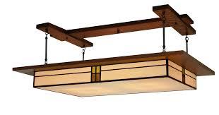 dining room lighting prairie style