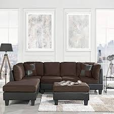leather sectionals l shaped couches