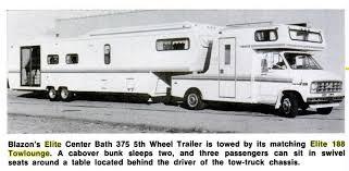 big tow 1978 elite 188 towlounge chevy van