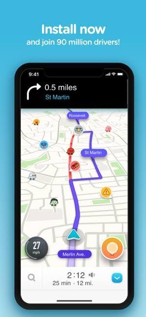 Image result for waze app