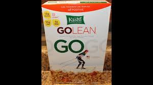 kashi go lean cereal food review you