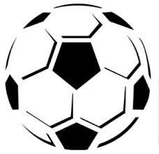 Soccer Ball Vinyl Decal Sticker Car Truck Suv Bumper Wall Laptop Sports Home Ebay