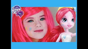 my little pony pinkie pie makeup
