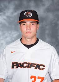 Jacob George - 2021 - Baseball - University of the Pacific