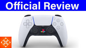 PS5: Official Controller Review - YouTube