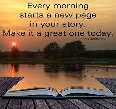 koleksi terbaik kata kata semangat pagi bahasa inggris