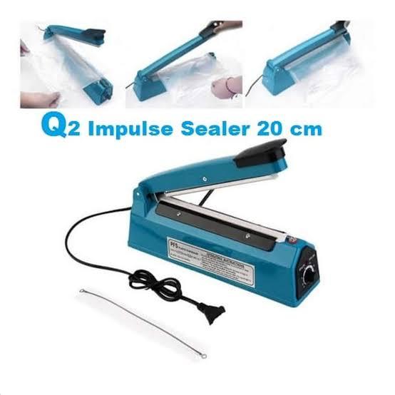 Image result for q2 impulse sealer