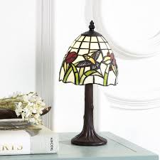 hummingbird tiffany lamp wayfair