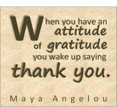 Image result for attitude of gratitude quote