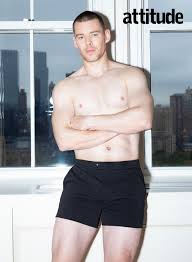 Sense8's Brian J. Smith on growing up gay in suburban Texas - Attitude.co.uk