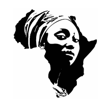 Africa Woman Map Sticker Decal Posters Coffee Shop Vinyl Wall Car Decals Pegatina Decal Decor Mural Map Sticker Wall Stickers Aliexpress