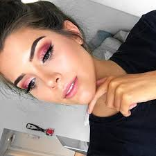 makeup looks perfectly made women for