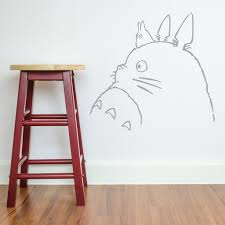 Totoro Wall Sticker Independencefest Org