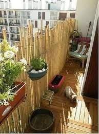 57 Bamboo Fence Ideas For Small Houses Matchness Com Small Apartment Balcony Ideas Balcony Privacy Screen Balcony Privacy