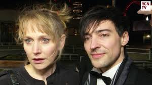 Hattie Morahan & Blake Ritson Interview National Theatre Gala ...