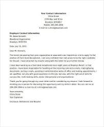 9 receptionist job application letters