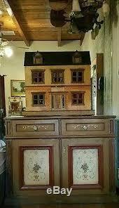 Screen Used Original Prop Furniture Cabinet In Kids Room From Movie Peter Pan