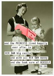 independent princess quote