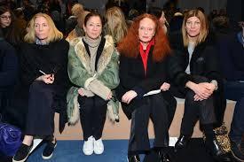 3 Big Shakeups at Vogue — Virginia Smith Named Fashion Director