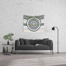 Vintage Meditation Oil Mandala Peace Awe Tibetan Inspired Wall Tapestry By Carlieamberpartridge Society6