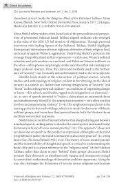 Guardians of God: Inside the Religious Mind of the Pakistani Taliban. Mona  Kanwal Sheikh - Hina Azam - Journal of Religion and Violence (Philosophy  Documentation Center)