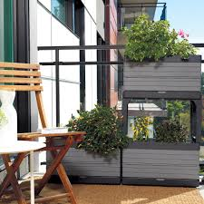 homebase modular planter is the perfect