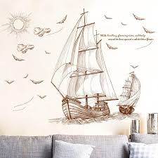 Pirate Ship Wall Stickers Everythingfortheboat